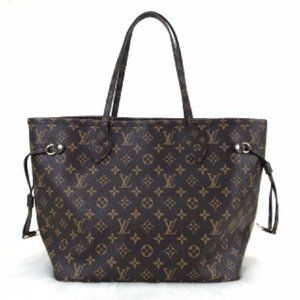 Louis Vuitton Neverfull MM Oversize Bag